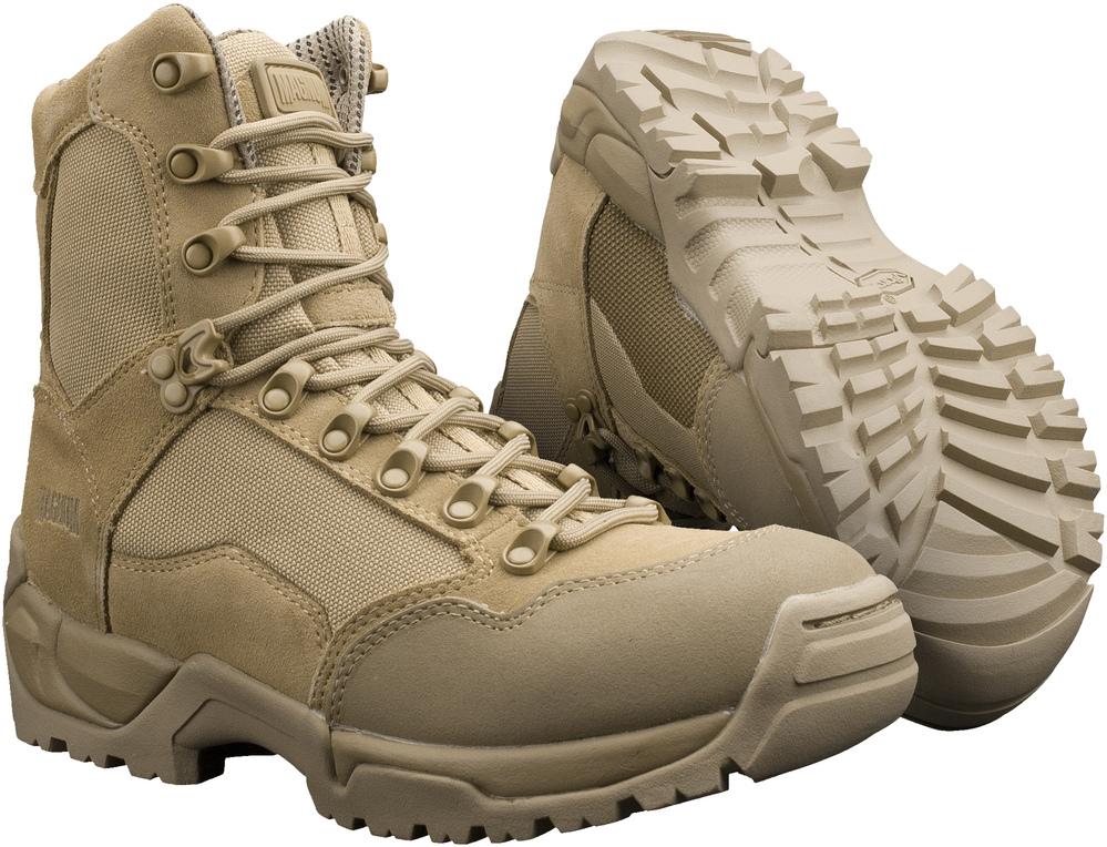 Magnum,обувь, Sidewinder Combat Desert HPi. Верх: нубук/ спилок (нижний сл